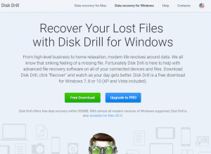 Disk Drill for Windows.com