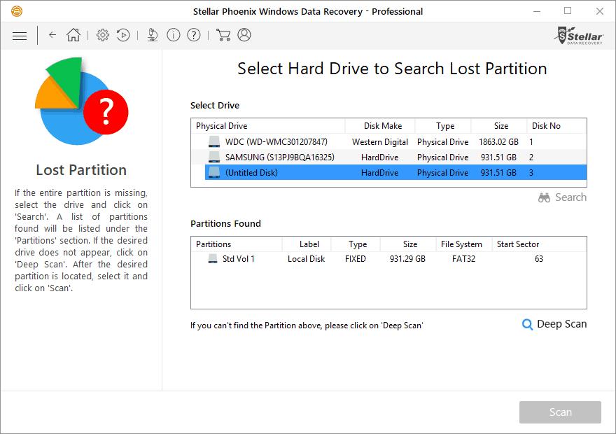 Recuva vs Stellar Windows Data Recovery Comparison - Best Reviews